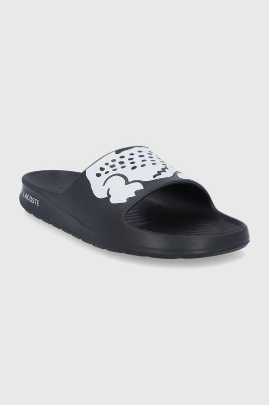 Lacoste - Klapki czarny