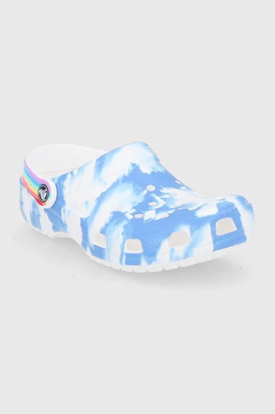 Crocs - Klapki jasny niebieski