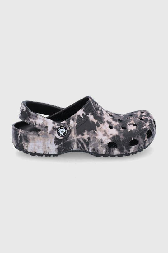 czarny Crocs - Klapki Unisex