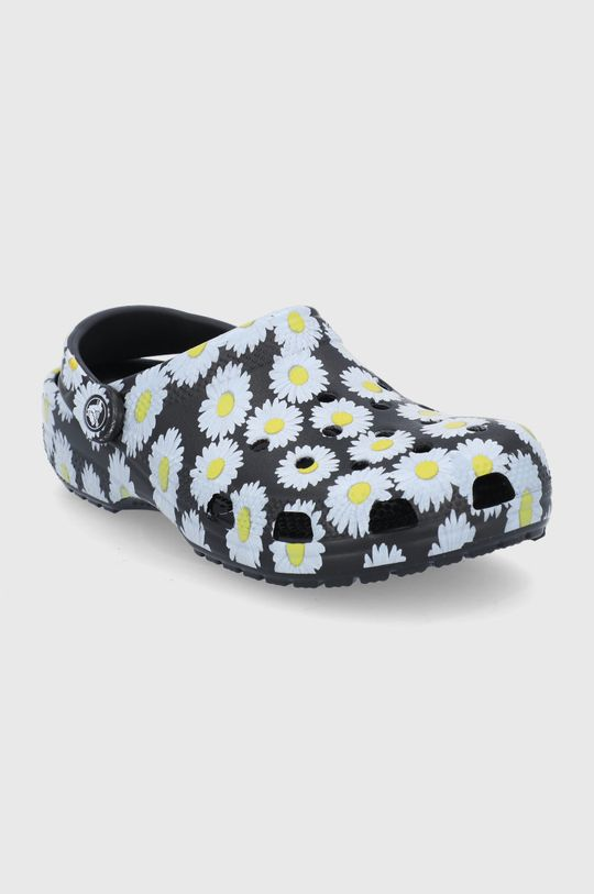 Crocs - Klapki niebieski