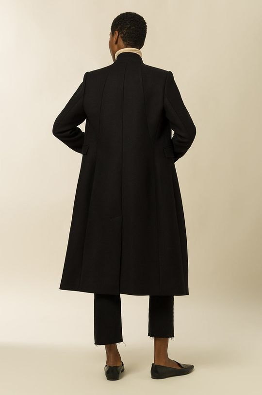 IVY & OAK - Płaszcz czarny