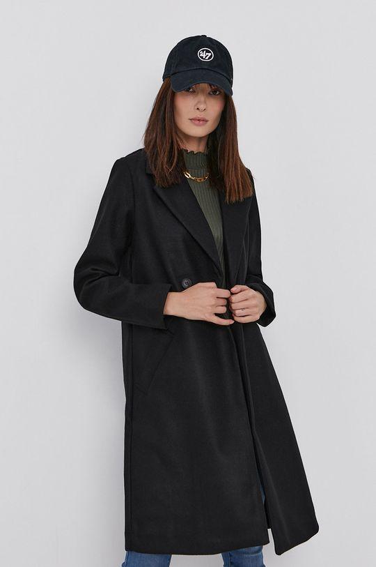 černá Vero Moda - Kabát Dámský