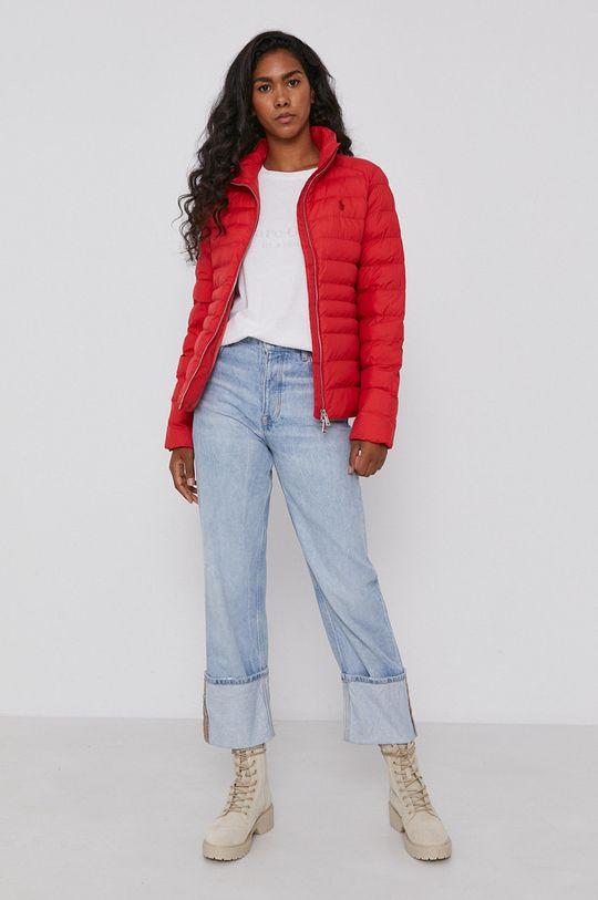 Polo Ralph Lauren - Bunda červená