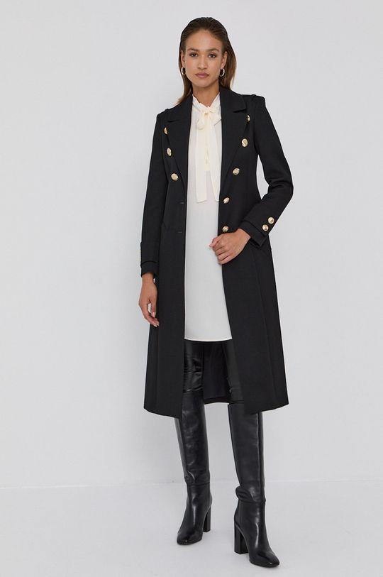 Patrizia Pepe - Kabát černá