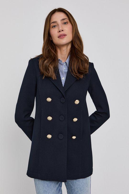 Patrizia Pepe - Kabát námořnická modř