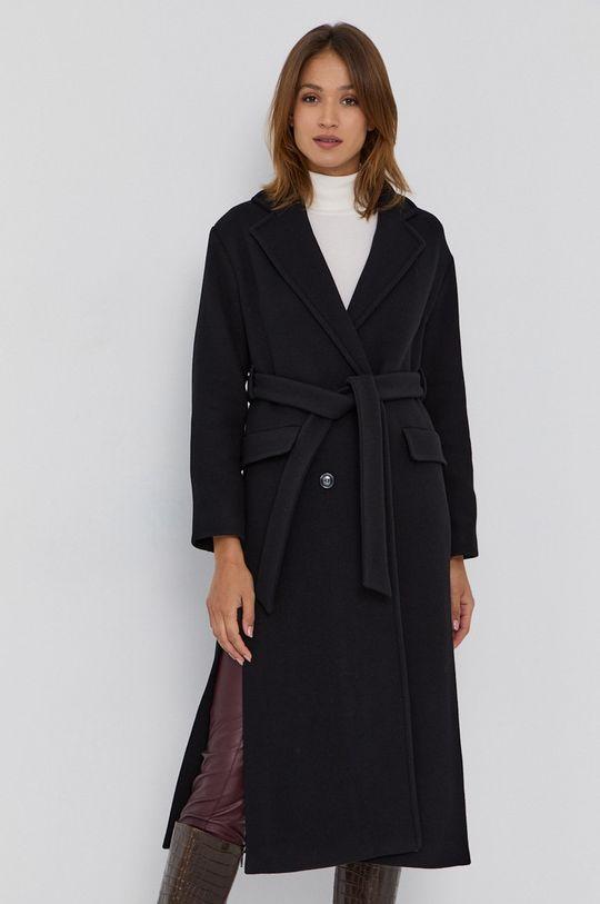 Pinko - Płaszcz czarny