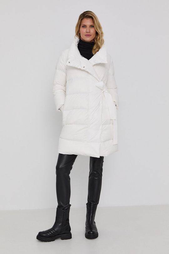 MAX&Co. - Péřová bunda bílá
