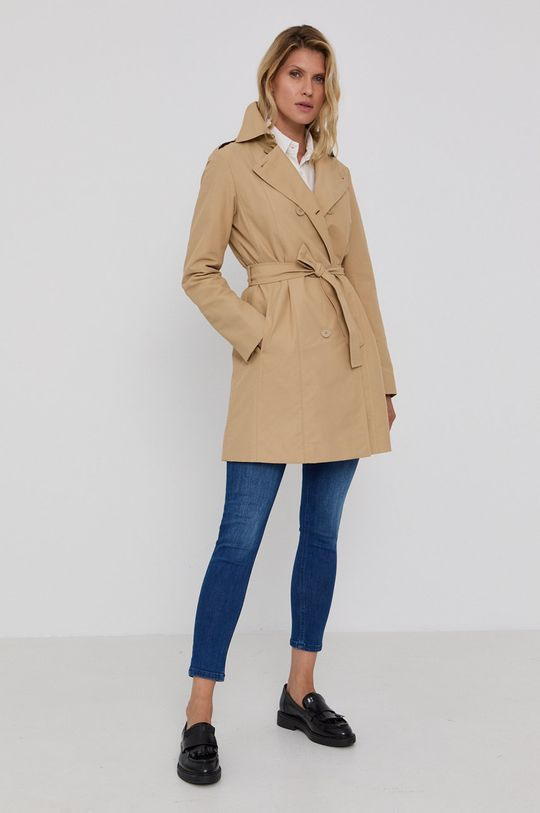 MAX&Co. - Trench kabát hnědá