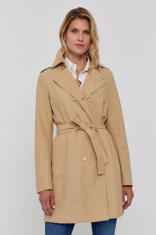 hnědá MAX&Co. - Trench kabát