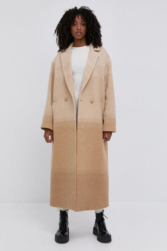 bej Twinset - Palton De femei
