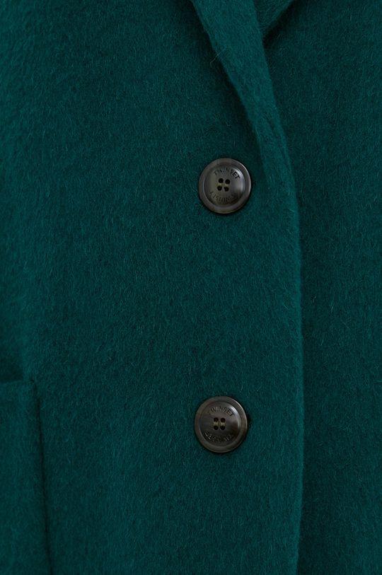 Twinset - Vlněný kabát Dámský