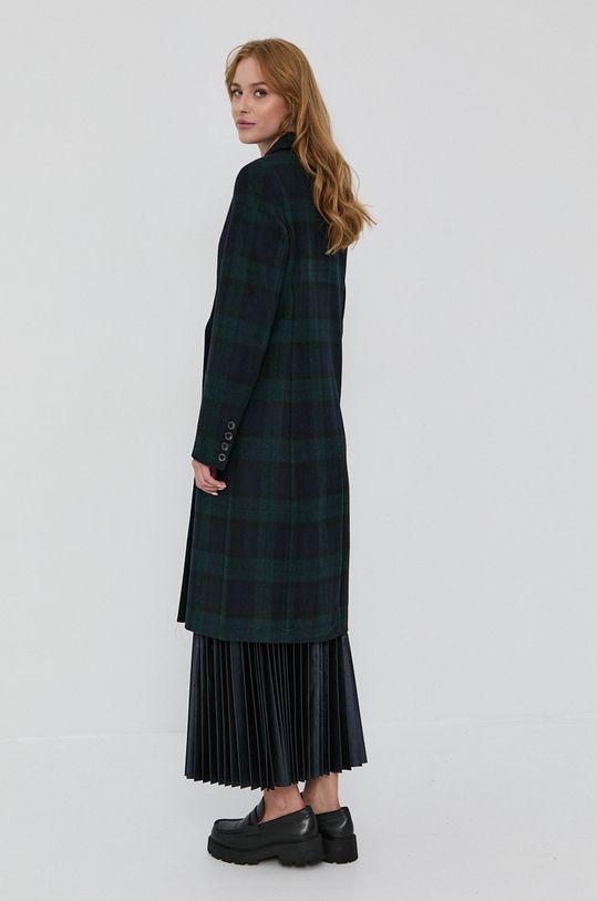 Lauren Ralph Lauren - Palton  Captuseala: 100% Poliester  Materialul de baza: 43% Poliester , 53% Lana, 4% Alt material