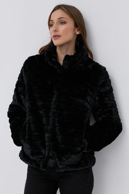 czarny Lauren Ralph Lauren - Płaszcz Damski
