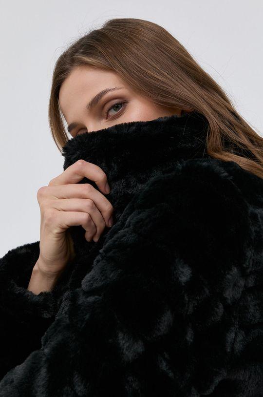 czarny Lauren Ralph Lauren - Płaszcz