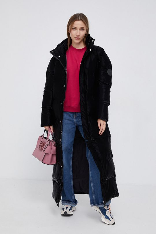 Rains - Kurtka 1536 Extra Long Puffer Coat Podszewka: 100 % Nylon, Wypełnienie: 100 % Poliester, Materiał zasadniczy: 57 % Poliester, 43 % Poliuretan