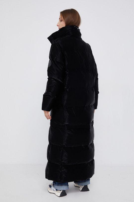 czarny Rains - Kurtka 1536 Extra Long Puffer Coat