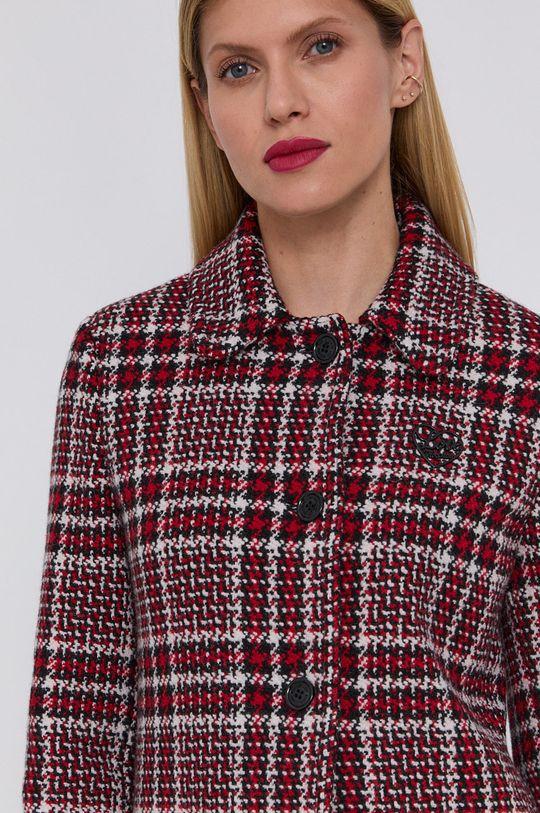 Love Moschino - Kabát vícebarevná