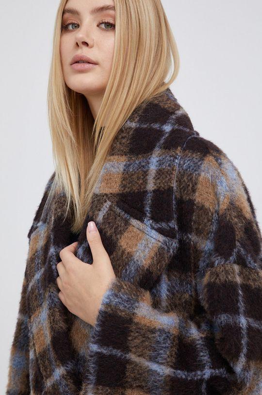Drykorn - Płaszcz z domieszką wełny Loughton Damski
