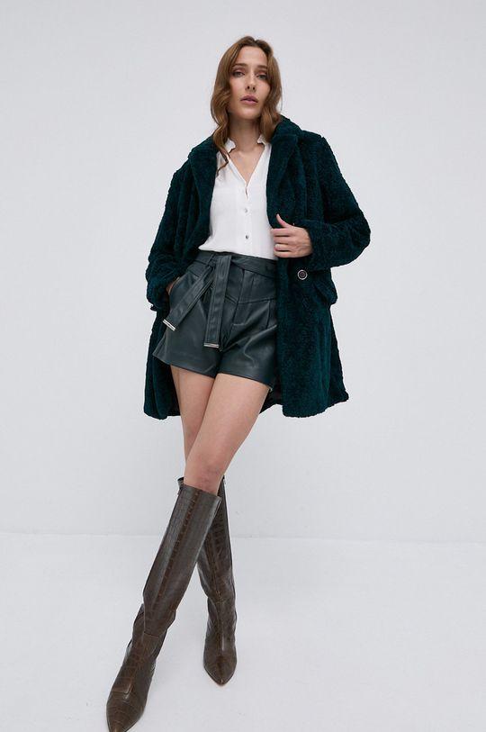 stalowy zielony Morgan - Płaszcz GEX Damski