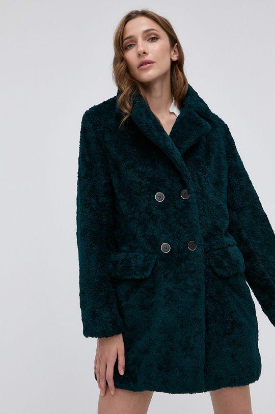 Morgan - Płaszcz GEX stalowy zielony