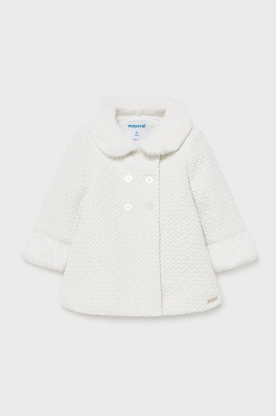 smetanová Mayoral - Dětský kabát Dívčí