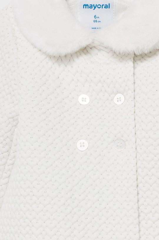 Mayoral - Dětský kabát  Podšívka: 100% Polyester Výplň: 100% Polyester Hlavní materiál: 16% Bavlna, 2% Elastan, 82% Polyester