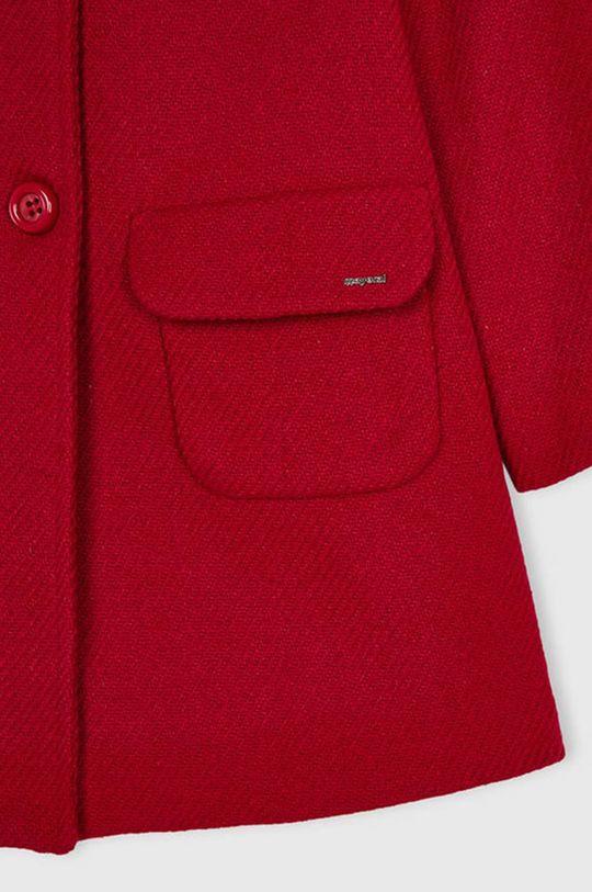 ostry czerwony Mayoral - Płaszcz dziecięcy