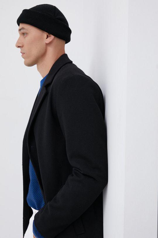 μαύρο Produkt by Jack & Jones - Παλτό