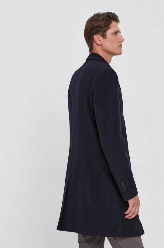 Boss - Kabát  10% Kašmír, 90% Vlna