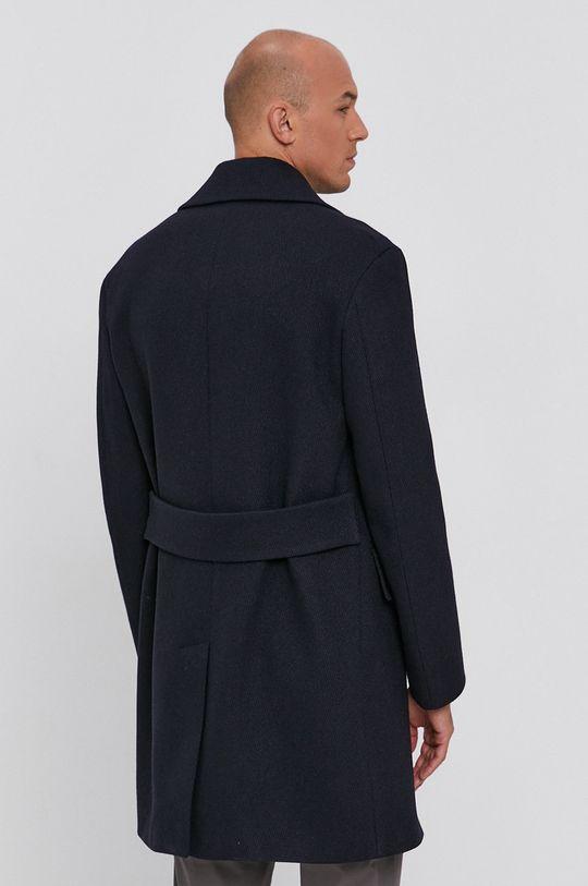 Tommy Hilfiger - Kabát  Podšívka: 100% Viskóza Hlavní materiál: 8% Nylon, 43% Polyester, 49% Vlna