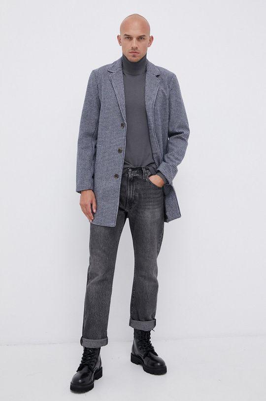 !SOLID - Kabát námořnická modř