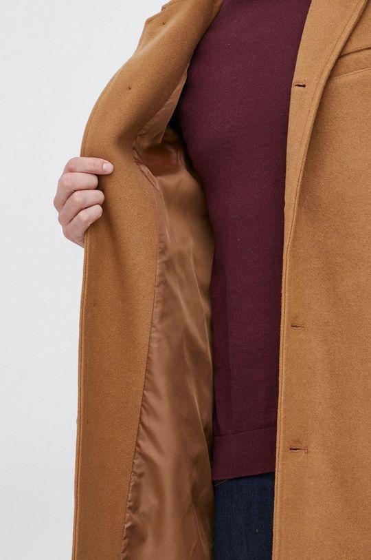 GAP - Płaszcz z domieszką wełny
