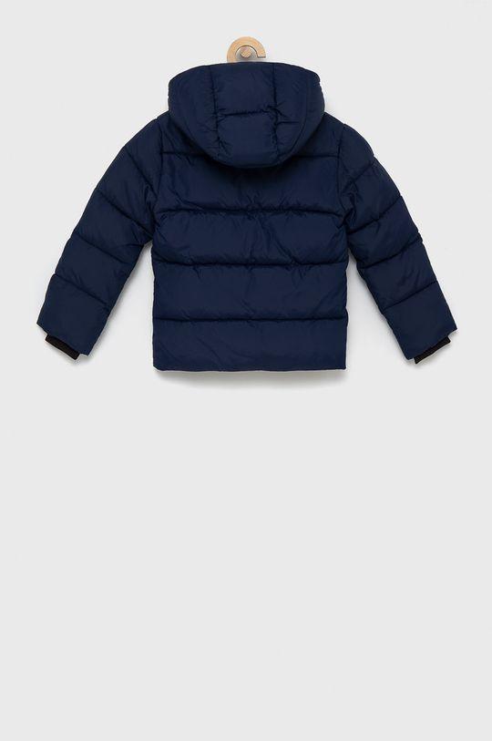 Calvin Klein Jeans - Dětská bunda námořnická modř