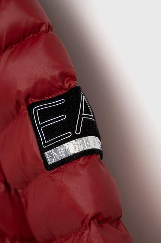 EA7 Emporio Armani - Kurtka dziecięca czerwony
