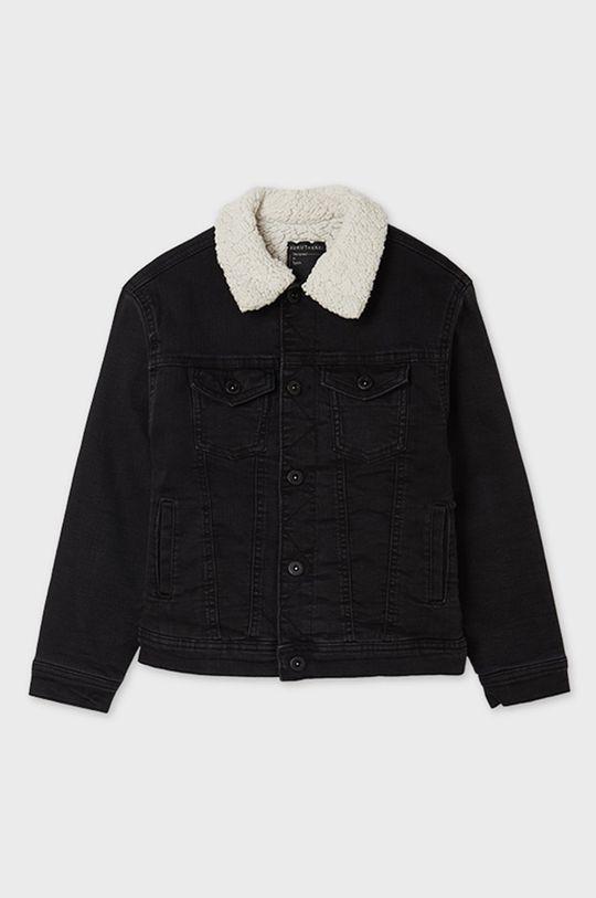 Mayoral - Detská rifľová bunda čierna