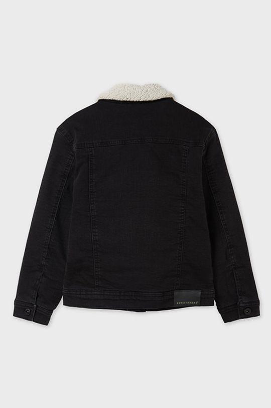 Mayoral - Detská rifľová bunda  Podšívka: 100% Recyklovaný polyester Základná látka: 78% Bavlna, 1% Elastan, 21% Polyester