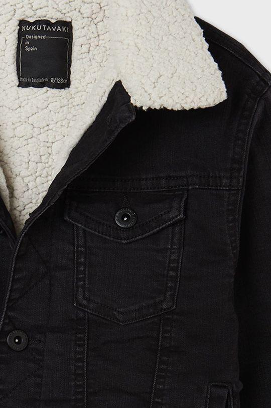 čierna Mayoral - Detská rifľová bunda