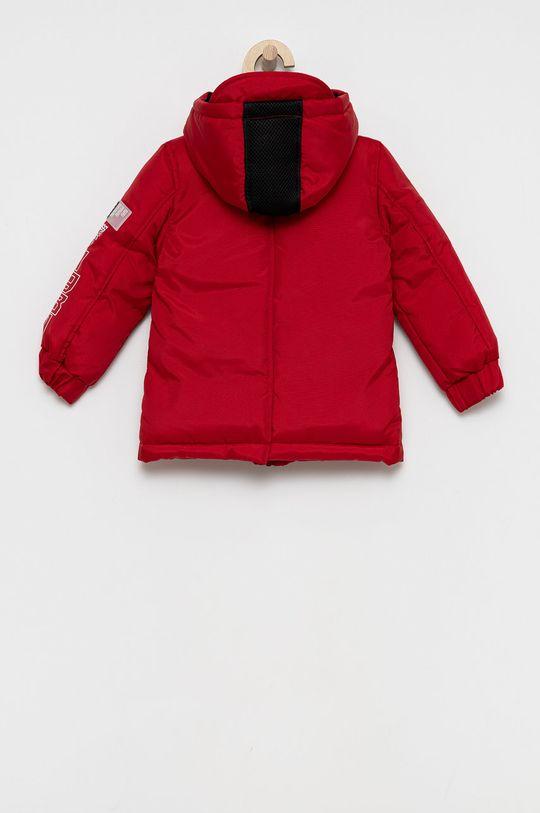 Guess - Kurtka dziecięca czerwony