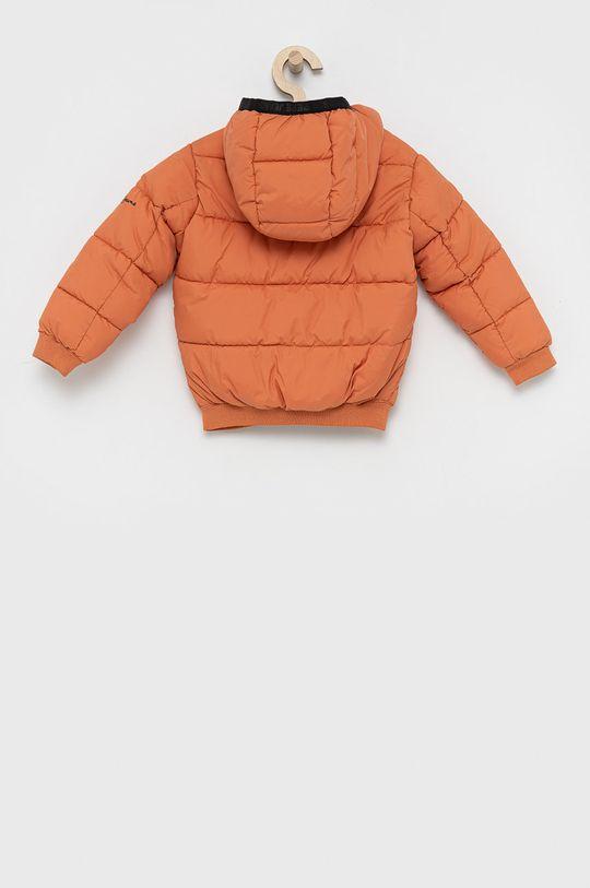 Pepe Jeans - Παιδικό μπουφάν Fran πορτοκαλί