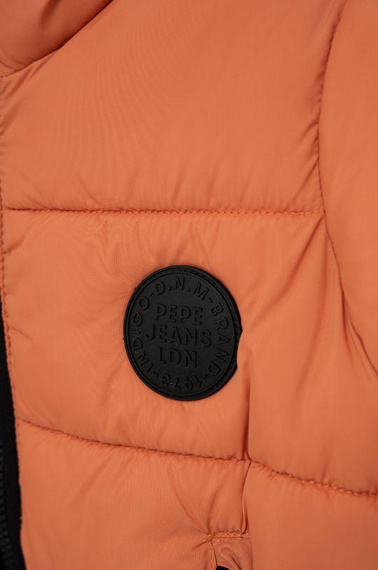 Pepe Jeans - Παιδικό μπουφάν Fran  Φόδρα: 100% Πολυεστέρας Ένθετο: 100% Πολυεστέρας Κύριο υλικό: 100% Πολυεστέρας