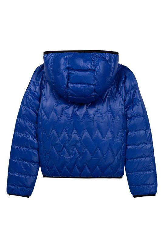 Boss - Dětská oboustranná bunda fialová