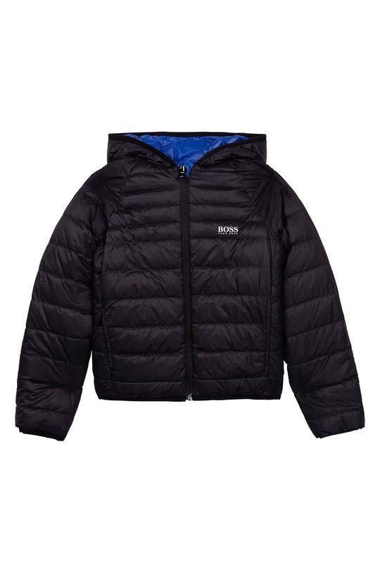 Boss - Dětská oboustranná bunda  100% Polyamid