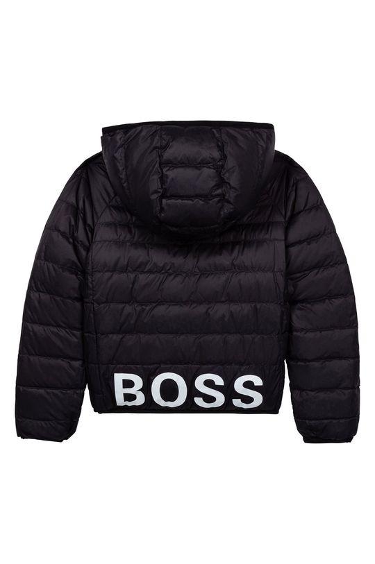 fialová Boss - Dětská oboustranná bunda