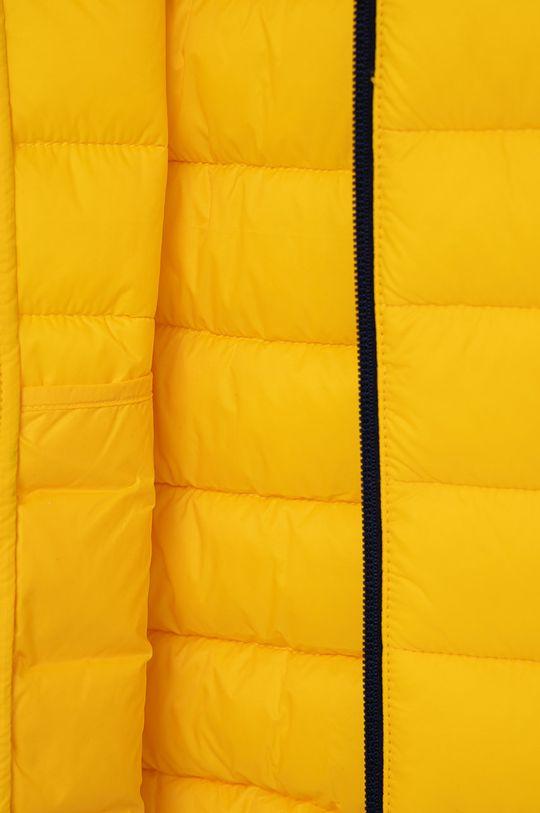 żółty United Colors of Benetton - Kurtka dziecięca