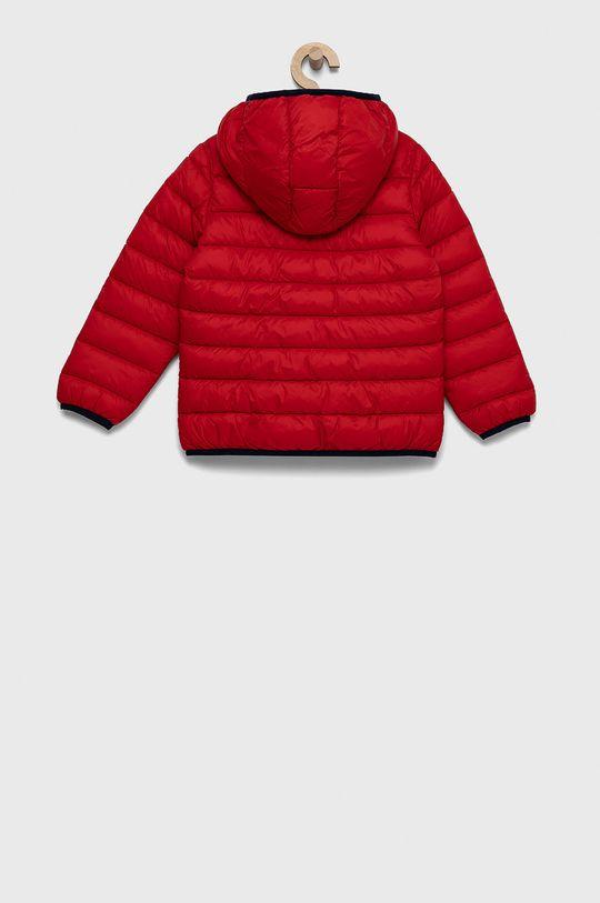 United Colors of Benetton - Kurtka dziecięca czerwony