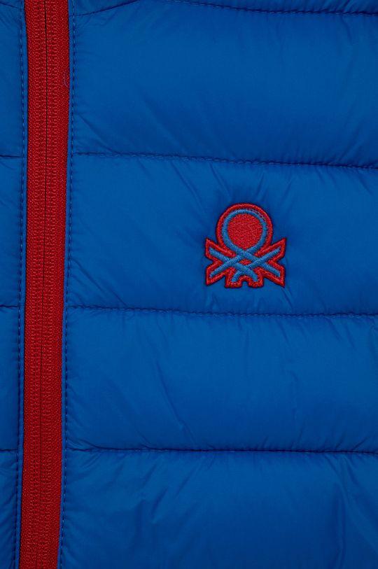 United Colors of Benetton - Kurtka dziecięca niebieski