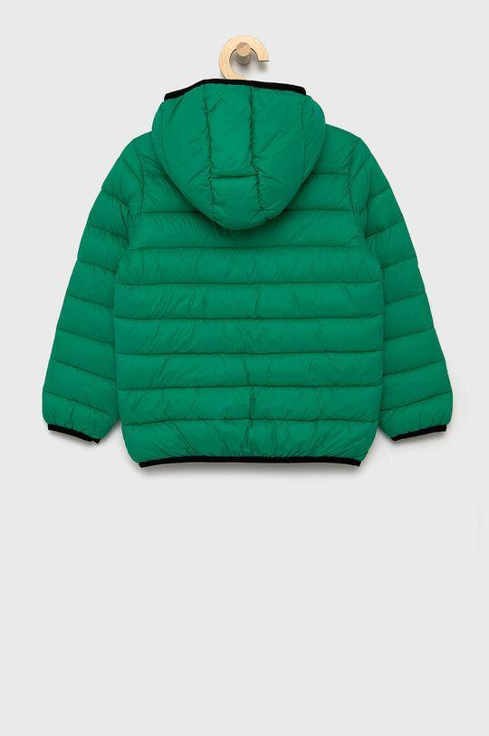 United Colors of Benetton - Kurtka dziecięca zielony