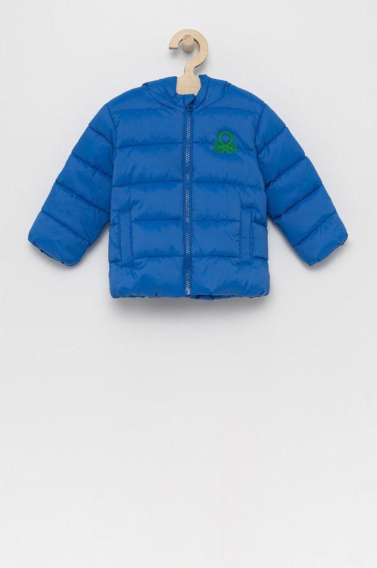 albastru United Colors of Benetton - Geaca copii De băieți