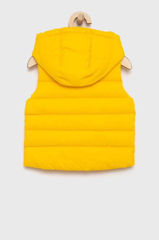 United Colors of Benetton - Vesta copii galben