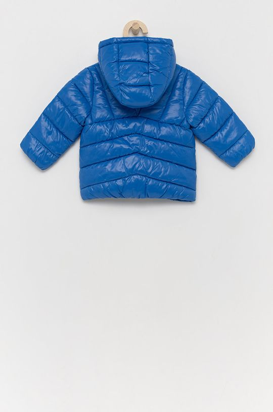 United Colors of Benetton - Geaca copii albastru